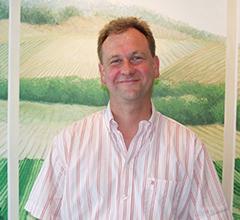 Thaddey Nobecourt, gestor de negócio para a Europa e África da DE SANGOSSE